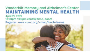 VMAC Alzheimer's Prevention Lunch & Learn