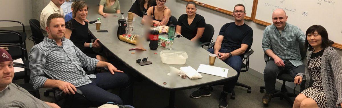 Tyska Lab Reunion, June 2017